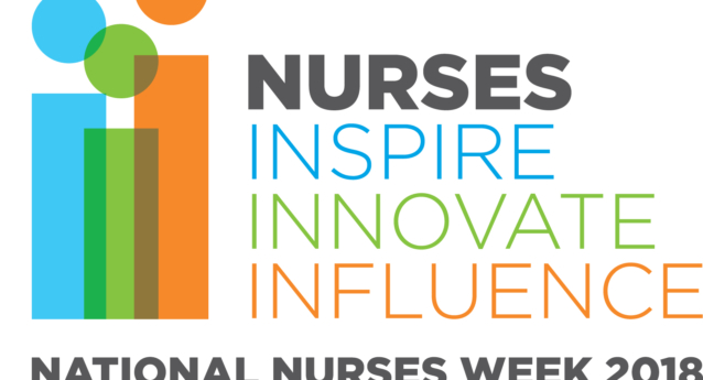 National Nurses Week 2018